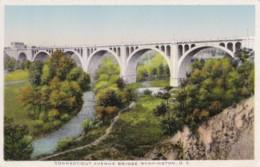 AN49 Connecticut Avenue Bridge, Washington D.C. - Washington DC