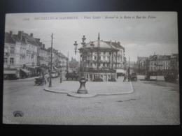 SCHAERBEEK - Place Liedts ,Avenue De La Reine Et Rue Des Palais Tram - Schaerbeek - Schaarbeek
