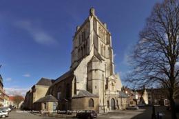 Saint-Omer (62)- Eglise Saint-Denis (Edition à Tirage Limité) - Saint Omer