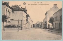 Vilvorde : Rue De Louvain - Vilvoorde