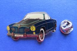 Pin's,voiture,Auto,VW KARMANN GHIA - Volkswagen