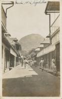 Real Photo  Main Street Mahé Seychelles - Seychelles