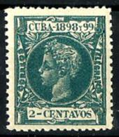 Cuba Española Nº 160 En Nuevo - Cuba (1874-1898)