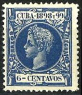 Cuba Española Nº 164 En Nuevo - Cuba (1874-1898)