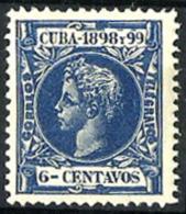 Cuba Española Nº 164 En Nuevo - Kuba (1874-1898)