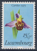 Luxemburg Luxembourg 1975 Mi 918 YT 868 SG 961 ** Ophrys Apifera : Bienen-Ragwurz  //  Bee Orchid - Orchideen