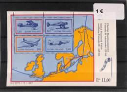 [111834]TB//**/Mnh-Finlande  -  Transports, Avions - Avions