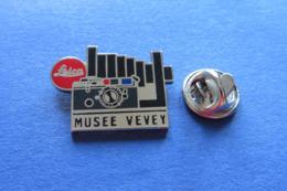 Pin's,LEICA MUSÉE VEVEY,photo Appareille,Foto,limité - Fotografie