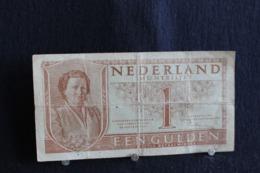 81 / Nederland 1 Een Gulden Koningin Queen Juliana 1949  /  N° 4 XQ 094259 - [2] 1815-… : Koninkrijk Der Verenigde Nederlanden