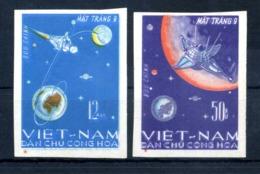 1966 VIETNAM DEL NORD SET ** 508/509 - Vietnam