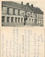 [500617]B/TB//-France  - Crecy-sur-serre, L'hôtel De Ville, Architectures, Hotels & Restaurants - Andere Gemeenten