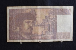 82 / Banque De France  Vingt Francs 20 - 1993   /  N° 070276 - 20 F 1980-1997 ''Debussy''