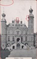 Venlo Stadhuis Nederlands Limburg Nederland Oude Ansichtkaart (gekreukt) - Venlo