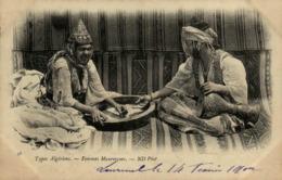 Algérie - Types Algériens - Femmes Mauresques - Women