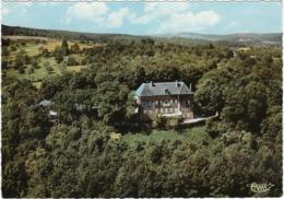 46 Les Quatre-routes  Vue Aerienne Le Chateau De Langlade - France