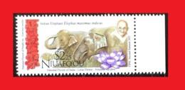 Niuafo' Ou - Tonga 2016, Elephant - Gandhi MNH ** - Olifanten