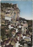 46 Rocamadour  Les Sanctuaires Et Le Chateau - Rocamadour
