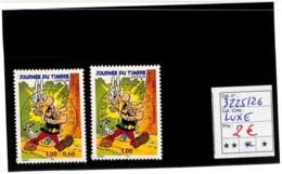 [833703]TB//O/Used-France  - N° 3225/26, LUXE, Astérix, Bandes Dessinées, Journée Du Timbre - Comics