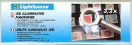 LEUCHTTURM - LOUPE LUMINEUSE LED, Gr.3.2x - Pinze, Lenti D'ingrandimento E Microscopi