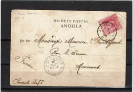 LCTN57/2 - CAPE OF GOOD HOPE CPA JANVIER 1904 - Kaap De Goede Hoop (1853-1904)