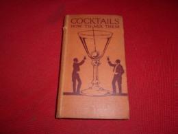 COCKTAILS HOW TO MIX THEM BY ROBERT  HERBERT JENKINS  1922 LONDON - Books, Magazines, Comics