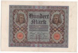 Germany P 69 B - 100 Mark 1.11.1920 - AUNC - [ 3] 1918-1933 : Repubblica  Di Weimar