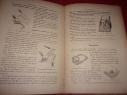 COUTURE / MODE  BIBLIOTHEQUE FEMININE BABET CHARTON BLANCHISSAGE REPASSAGE 1909 - Books, Magazines, Comics