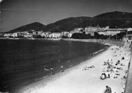 Ajaccio - La Plge Et Le Boulevard Lantivy - Ajaccio
