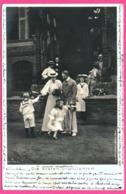 Die Ersten Gratulanten - Kronprinzessin Cecilie Und Friedrich Wilhelm - Edit. ARISTOPHOT - 1904 - Familias Reales