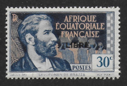 AFRIQUE EQUATORIALE FRANCAISE - AEF - A.E.F. - 1941 - YT 104** - COTE 25,00 EUROS - Neufs