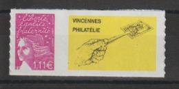 France Personnalisés 2004 Marianne 3729D ** MNH - Personalisiert