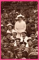 Kronprinzessin Cecilie - Prinzen WILHELM Louis FERDINAND U. HUBERTUS - Edit. GUSTAV LIERSCH Et Co - A. HAUSLER - 1915 - Familias Reales