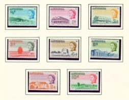 ANTIGUA  -  1969 Definitives Ordinary Paper Set Unmounted/Never Hinged Mint - Antigua Et Barbuda (1981-...)