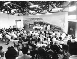 Photo Cameroun. Fontem Messe Dominicale Des Focolari Photo Vivant Univers 2000 - Afrique