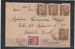 LCTN57/2 - PORTUGAL LETTRE FEVRIER 1940 - 1910-... République