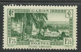 GABON 1933 YT 141A** MNH - Gabon (1886-1936)