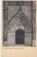 BATALHA: Porta Principal (sul) - Portugal