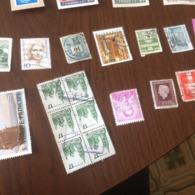 CANADA BLOCCO 6 VALORI - Briefmarken