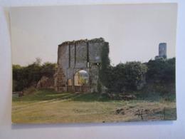 36 Indre Chaillac Château De Brosse XII E L'entrée - France