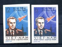 1961 VIETNAM DEL NORD SET ** 243/244 - Vietnam
