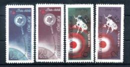 1963 VIETNAM DEL NORD SET ** 321/324 - Vietnam