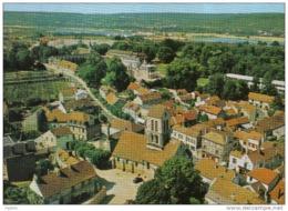 Carte Postale 78. Verneuil-sur-Seine  Vue D'avion  Trés Beau Plan - Verneuil Sur Seine