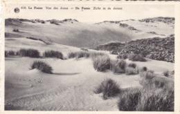 De Panne, La Panne, Zicht In De Duinen (pk61591) - De Panne