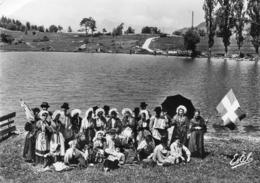 CP 73 Savoie Conflans Groupe Folklorique 84 Estel - Frankreich