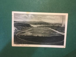 Cartolina Firenze - Stadio Comunale - 1947 - Firenze