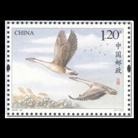 2018-22 CHINA Wild Goose STAMP 1V - 1949 - ... Repubblica Popolare
