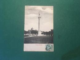 Cartolina Ferrara - Piazza Ariostea - 1905 - Ferrara