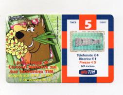 "Ricarica Telefonica "" TIM "" Da 5 Euro - Usata - Validità 11.2005 - (FDC17599) - Schede GSM, Prepagate & Ricariche"