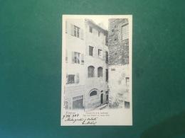 Cartolina Firenze  - Piazzetta Di S. Martino - Casa Degli Alighieri - 1912 - Firenze