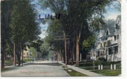 ETATS-UNIS : Summer Street Saint Johnsbury - Etats-Unis